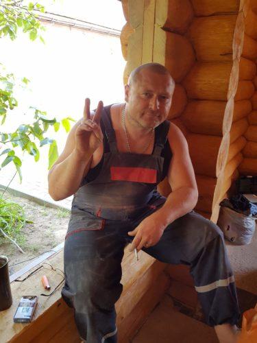 Мегалит белорусского печестроения - потомственный печник Виталий Титов