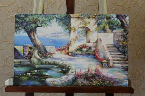 Человек, который делает мир прекрасным – художник и печник Юрий Дудин из Гродно