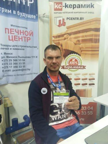 «Я умею выращивать дрова!» - самый яркий предприниматель белорусского печного мира Александр Зелюткин рассказал о деревне, семье и любимой работе